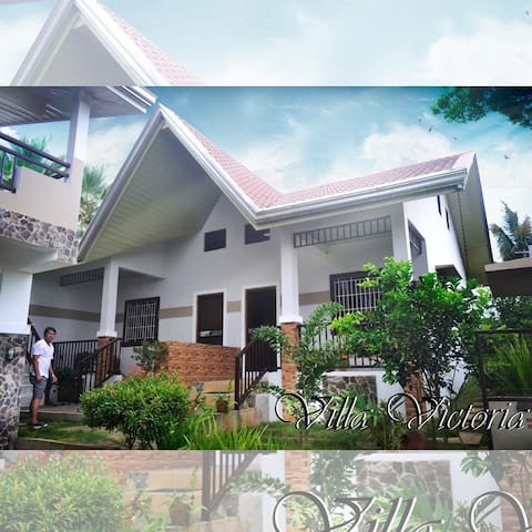 Villa Victoria Tagaytay (Green House Unit)