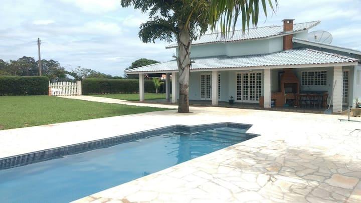 Casa em Santa Bárbara Resort Residence