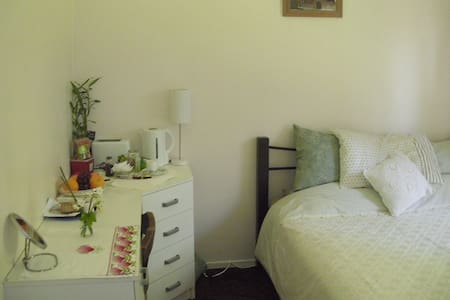 Room from within - Whangarei - Bed & Breakfast