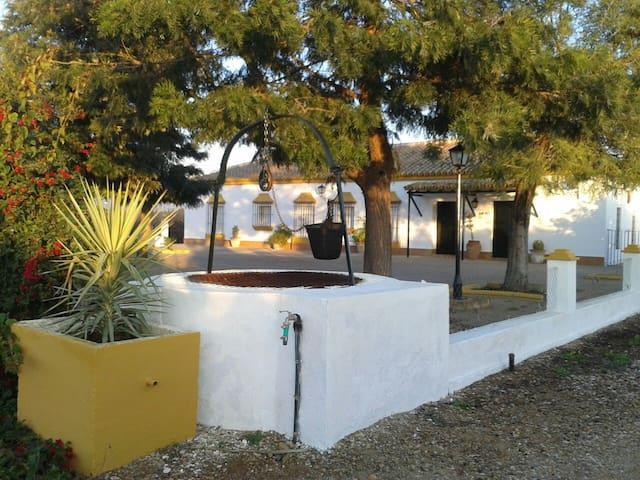 FINCA SANTA ISABEL - Lora del Río
