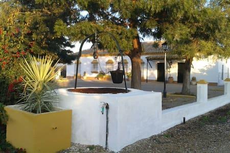 FINCA SANTA ISABEL - 洛拉德尔里奥 (Lora del Río) - 牧人小屋