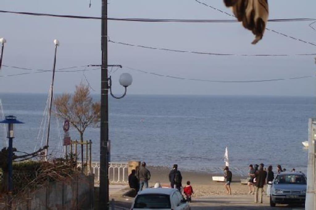 appartement proche de la plage, moins de 50 mètres à pied