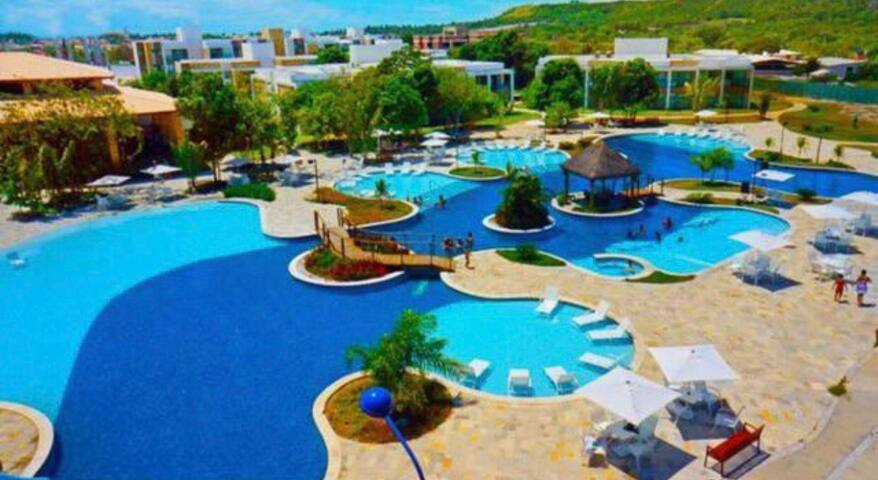 Apartamento no Iloa Resort Residence