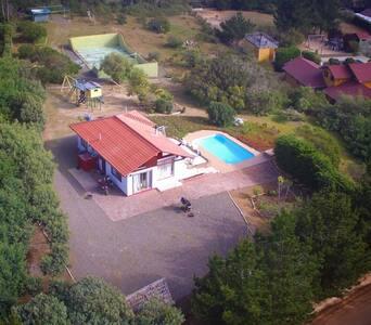 Acogedora casa de playa en Campomar Tunquén