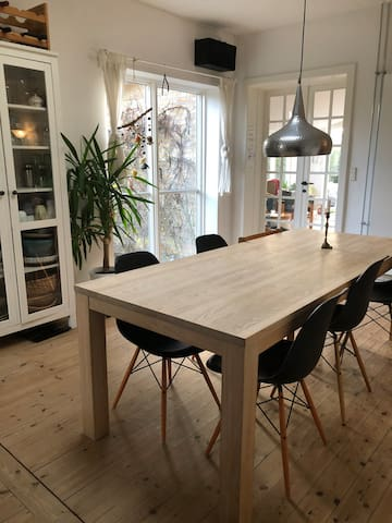 Family house close to Copenhagen - up to 6 persons