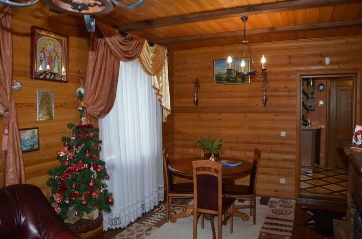 Усадьба Почаев - уютный домик для отдыха