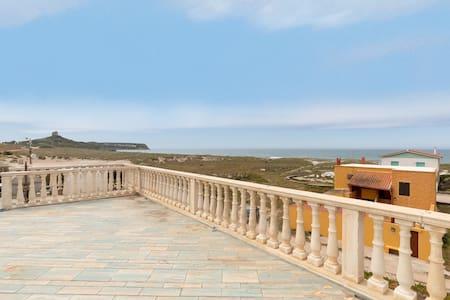 Exclusive villa with 3 terraces - Villa Tharros