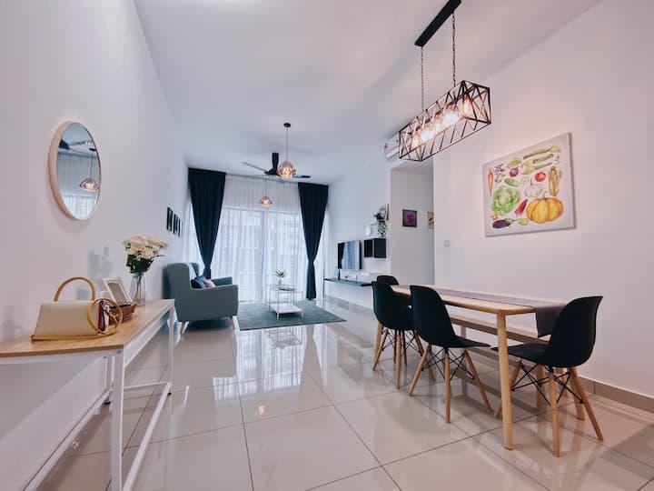 Azure Almyra Residence - Bangi, UKM, KUIS, USIM