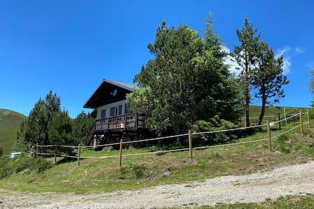 Ascou-Pailhères vtt/randonnée/repos/nature