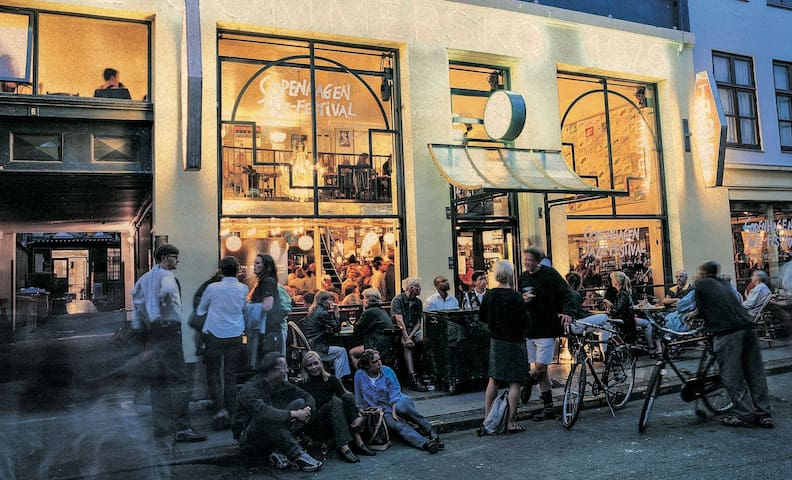 A Food Guide to CPH