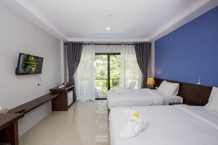 Nice Double Room in Ao Nang