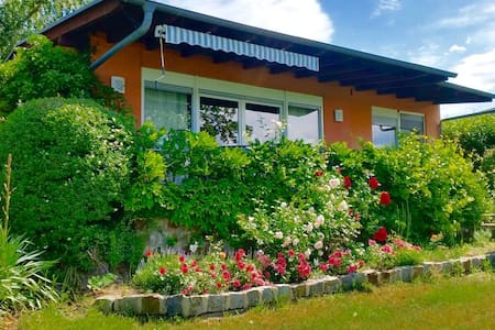 Ferienhaus am See in Werder nahe Potsdam/Berlin - Werder (Havel)