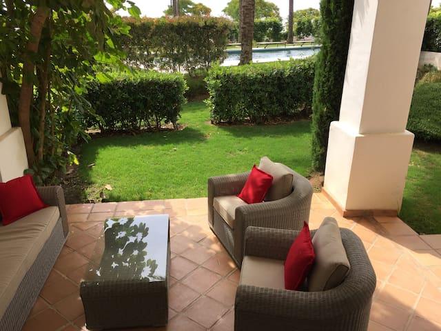 Finca de Cortesin, Casares - Apartamento de lujo