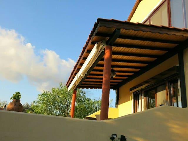 Landhaus mit Meerblick - Kaş - Haus