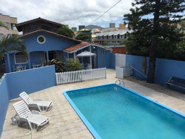 Ampla Casa Praia - Big Beach House