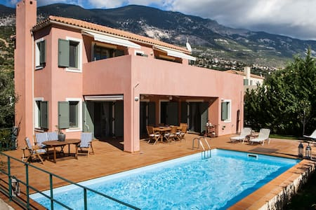Villa Eleni - Vlachata