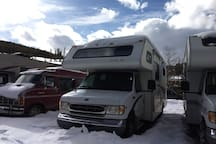 Affordable RV Rentals - Colorado Rockies
