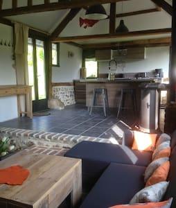 """la maison de Christelle """"l'atelier"""" - Ablon - House"""