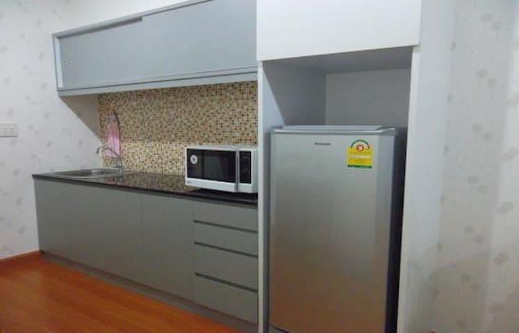 Nice room/Balcony/Kitchen