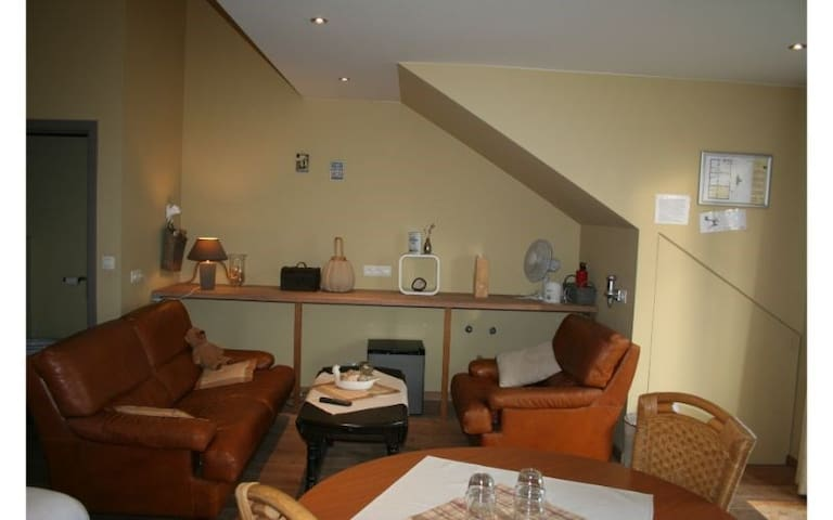 Family room for four persons in our B&B