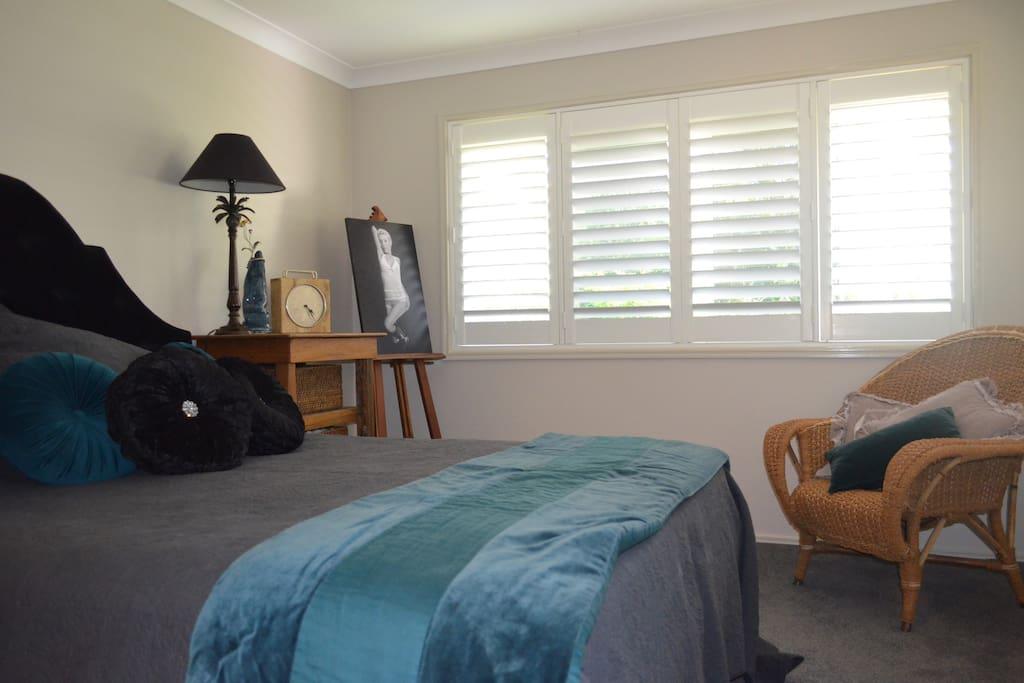 Beautiful, comfortable room