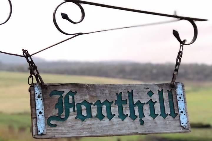 Fonthill Log Cabin