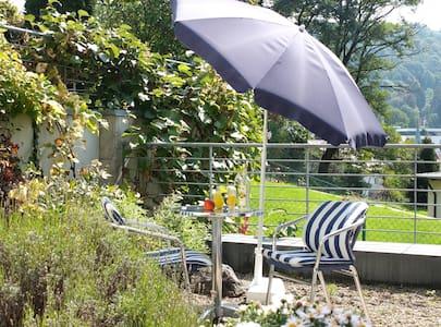 Sonnhalde*Mini-Apartment*kleiner Garten*Beste Lage - Freiburg im Breisgau - Leilighet