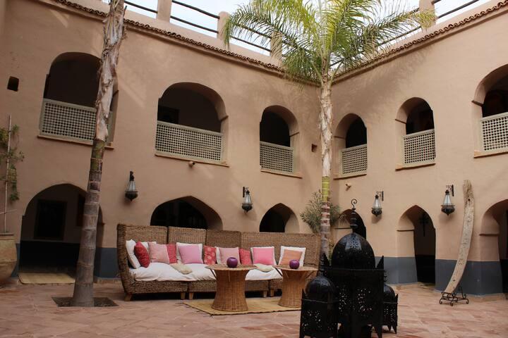 Riad de campagne proche Agadir