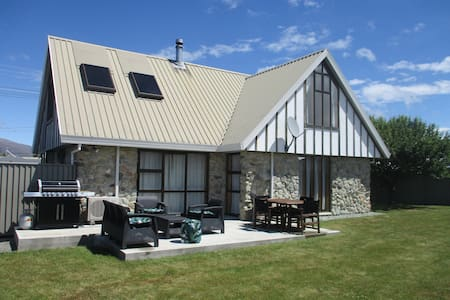 Twizel Alps Retreat