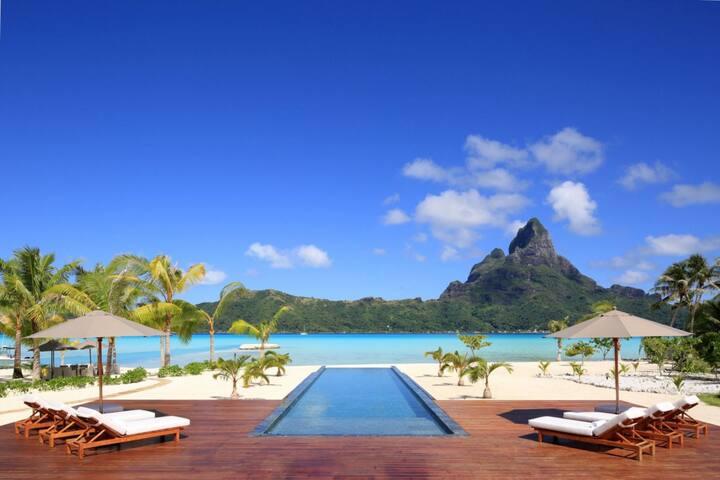 BORA - Villa Deluxe Bora Bora