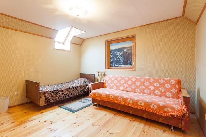Гостевой дом Fischer Haus - Зеленоградск - House