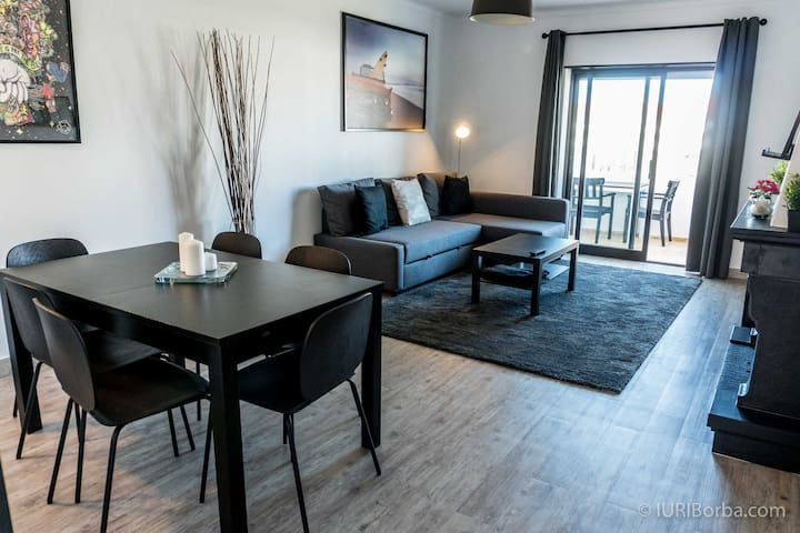 Baleal Beach -Malibu 2 Bedroom Apartment
