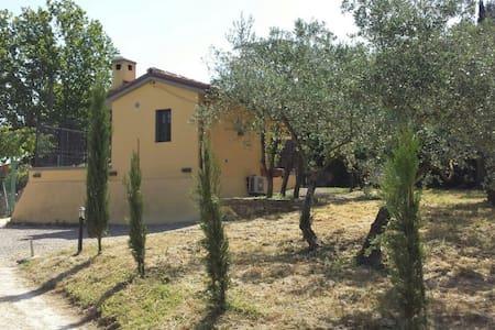 Piccolo chalet panoramico sulle colline fiorentine - Impruneta