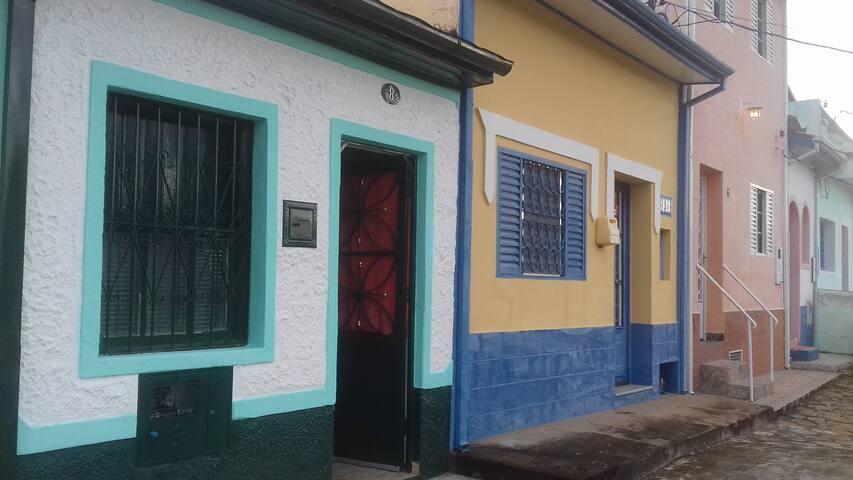 Casa do Rafa, guia local...