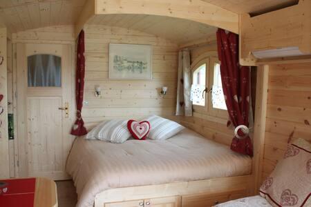 Gite atypique grand confort proche Beaune - Ladoix-Serrigny
