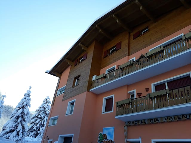 Apartamento Valentini. Close to lifts