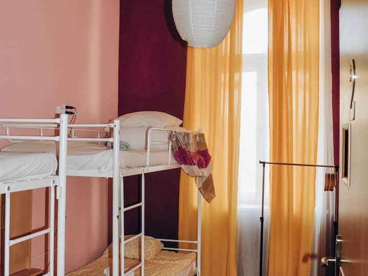 2 room. Hostel Motion