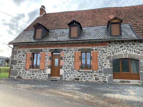 Gîte de la Vache Acajou - Drugeac