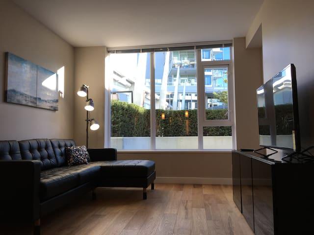 2 Bedroom 2 Bath Oval Village Central Richmond - Richmond - Lägenhet