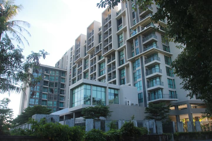 Apartment@ Suanluang Park , 1 Bedroom , Free wifi