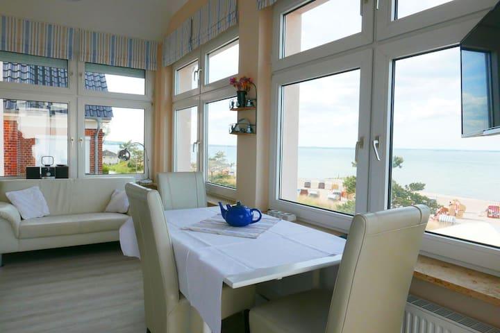 Strandhaus Brunhild - Ferienwohnung 106