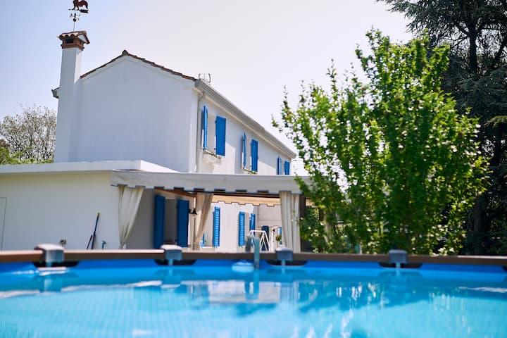 Cà Del Mar - Villa con giardino e piscina
