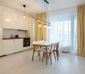 New apartment close to airport