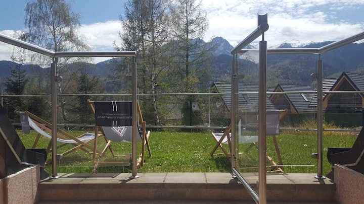 Apartament PARZENICA- basen, sauna, jacuzzi