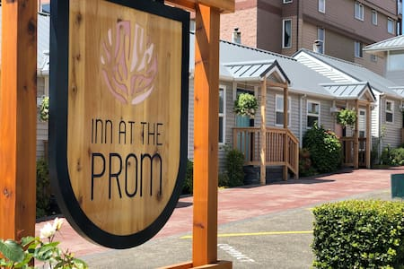 One bedroom suite at Inn at the Prom - no view