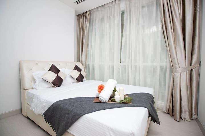 Binjai 8: City-Luxury-Room-Suites, 6 min to KLCC