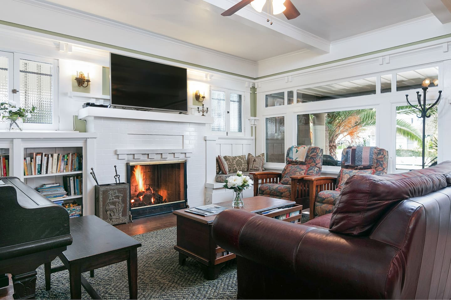 Welcome to Santa Barbara! This beachside property is professionally managed by TurnKey Vacation Rentals.