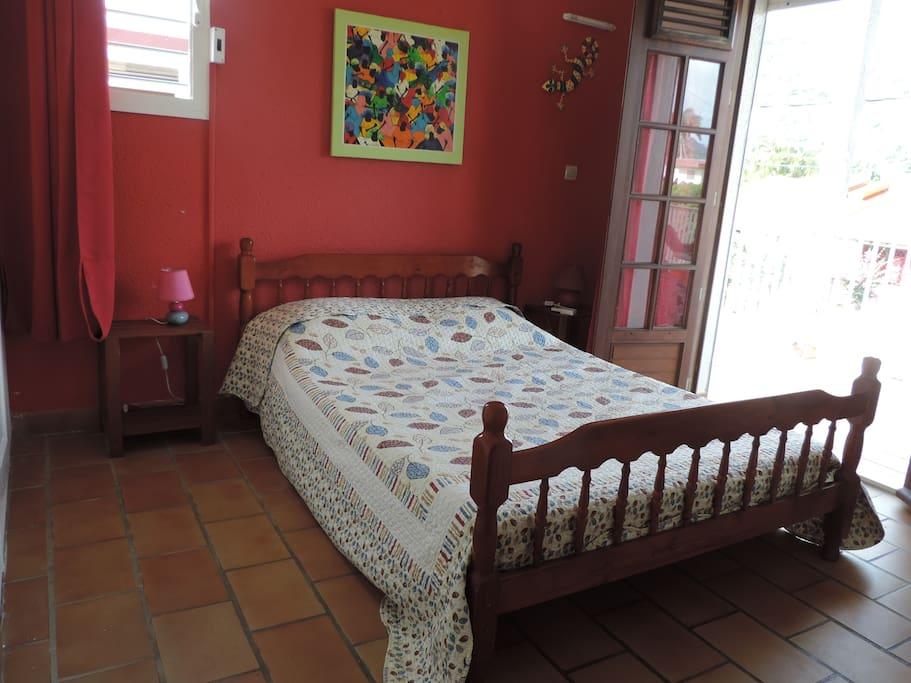magnifique chambre d 39 h te chambres d 39 h tes louer sainte luce le marin martinique. Black Bedroom Furniture Sets. Home Design Ideas