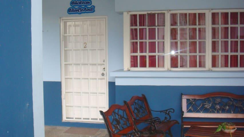 Chateau CherBrAnd - San Juan