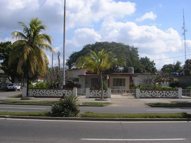 HOSTAL ``CASA CARCASSÉS´´ - Cienfuegos - Dům